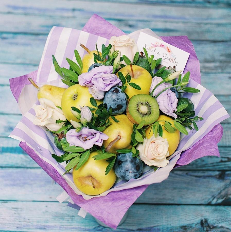 Букеты из фруктов в Москве с доставкой