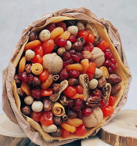 Букет «Ореховое ассорти»